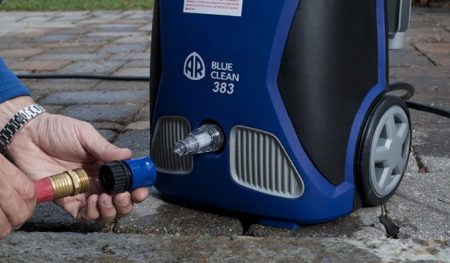 Features of the AR Blue Clean AR383 1,900 Pressure Washer