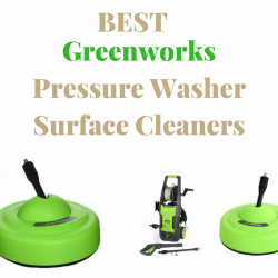 Best Greenworks Pressure Washer Surface Cleaner