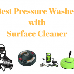 Best Pressure Washer with Surface Cleaner
