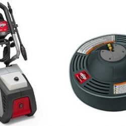 Briggs & Stratton 20600 Electric Pressure Washer Surface Cleaner