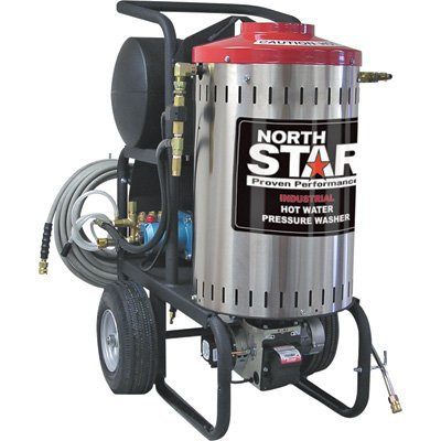 NorthStar Electric Wet Steam & Hot Water Pressure Washer
