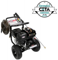 SIMPSON Cleaning PS4240H 4200 PSI Gas Pressure Washer
