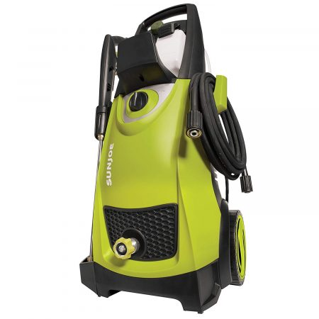 An Electric Pressure Washer is Ideal for Cleaning Vinyl Siding
