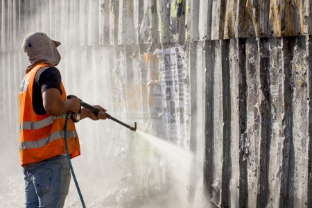 Protective Clothing is a Must to Prevent Injuries from Pressure Washer