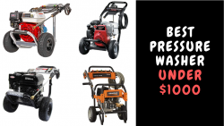 Best Pressure Washer Under $1000